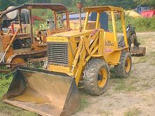 1987 NEW HOLLAND LB620