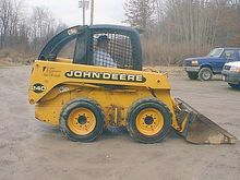 Used 1999 DEERE 240