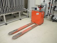 Used Linde T20 Palle