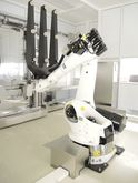 Kuka KR C2 Glas handling robot
