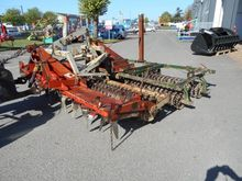 1990 Kuhn HR 4001 Rotary harrow