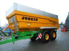 2013 Joskin Cap 5500/15 Cereal