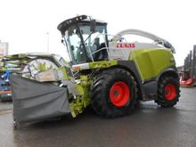 2014 Claas Jaguar 950 Self-Prop