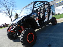 2014 BRP CAN-AM Maverick Max XR
