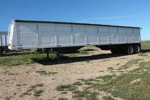 2001 MAURER 40′ Steel Hopper