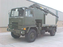 Bedford TM 4x4 Cargo with Atlas