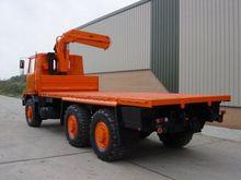 Bedford TM 6x6 Drop Side Cargo