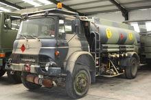 Bedford MJR 4x4 Tanker Truck