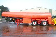 Aurepa 30,000ltr Bulk Fuel Tank