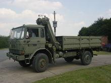 DAF YA4440 4x4 Crane Truck