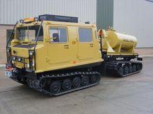 BV206 all terrain tanker truck
