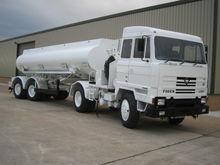 Foden MWAD 8x6 Tanker truck