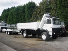 Used Iveco 110-16 4x