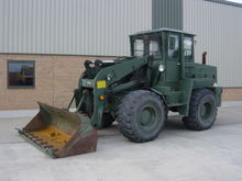 Ahlman AS12B front end loader