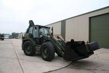 2003 JCB 4cx backhoe loader