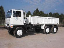 Bedford TM 6x6 Tipper Truck