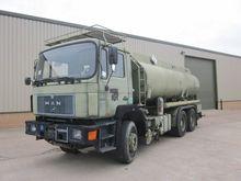 1995 Man 25.322 tanker truck
