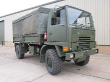 Bedford TM 4x4 winch truck