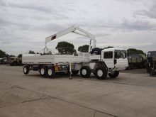 Used 1990 Man 8x8 Cr