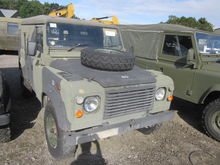 Land Rover Defender 110 2.5L NA