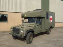 1998 Land Rover 130 Defender Wo