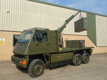 2006 Mowag Duro II crane truck