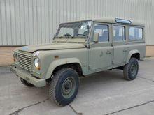 2001 Land Rover Defender 110 RH