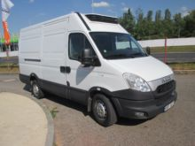 2013 Iveco Daily 35S17V Carrier