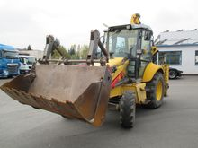 2007 New Holland LB 110 B