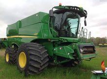 2012 John Deere S680 206682