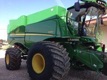 2014 John Deere S680 206885