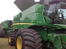 2012 John Deere S680 403083