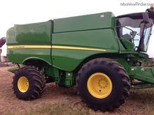 2013 John Deere S680 207604