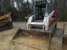 2011 TAKEUCHI TL250 SKID STEER
