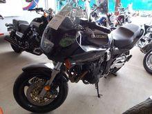 1998 SUZUKI GSF1200S MOTORCYCLE