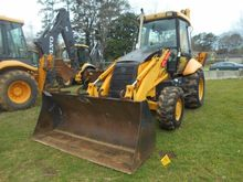 2003 JCB 214E LOADER BACKHOE, V