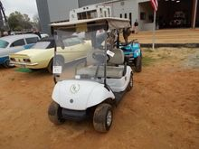 2013 YAMAHA ELECTRIC GOLF CART