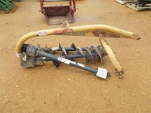 FARM FORCE AUGER, - 3PTH, PTO,