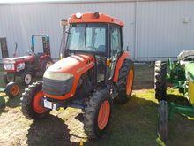 2010 KIOTI DK55 FARM TRACTOR, V