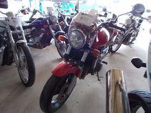 2007 HONDA CB900F MOTORCYCLE, V