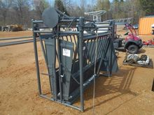 Used CATTLE CHUTE in