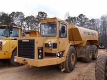 CAT D350C WATER TRUCK, VIN/SN:8