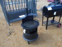 ROUND BBQ GRILL