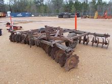 Used 12' DISC HARROW