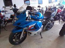 2009 SUZUKI GSX650F MOTORCYCLE