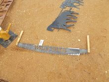 Used CROSS CUT SAW W