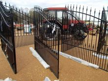 IRON GATE, - 16', HORSE HEAD SC