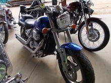 2001 SUZUKI MARAUDER MOTORCYCLE