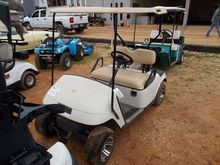 EZ-GO GOLF CART - W/CHARGER (IN