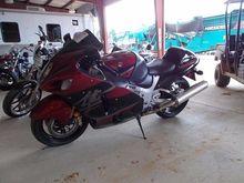 2006 SUZUKI GSX1300R MOTORCYCLE